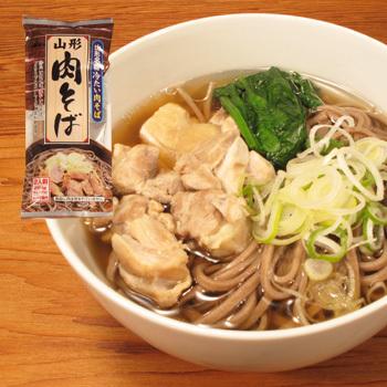 特売 山形肉そば(乾麺・スープ付) 2人前×1袋