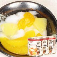 特価 手作りの汲み出し 杏仁豆腐 300g×3缶