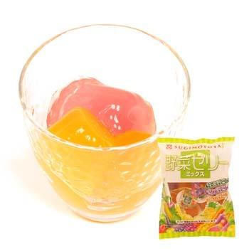 3種類の野菜ゼリーミックス(袋入) 22g×20個