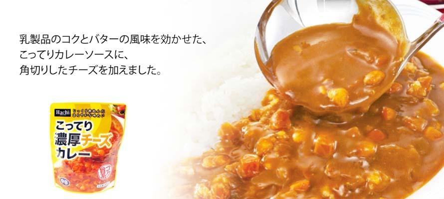 特価 こってり濃厚チーズカレー(中辛) 200g×1袋