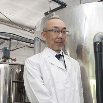 altaiのオリジナル飲料を開発