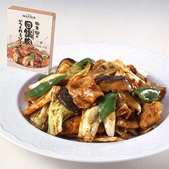 中華街の回鍋肉(ホイコーロー)ソース