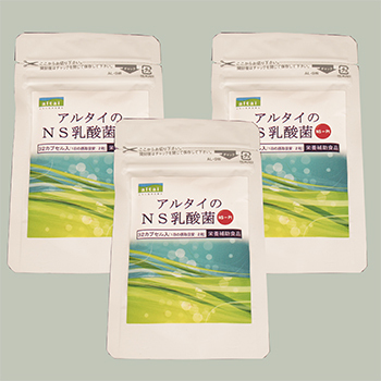 アルタイのNS乳酸菌 NS−Pt 32粒×3袋