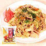 特価 ソース焼きそば(乾麺・ソース付) 114g×1袋
