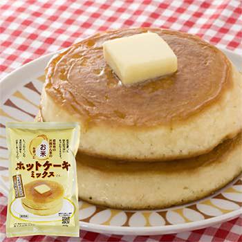 お米のホットケーキミックス 200g×1袋
