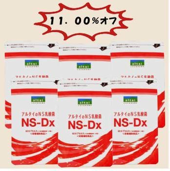 特価 アルタイのNS乳酸菌 新NS−Dx 60粒×4袋