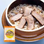 高知 松茸本釜めし(早炊米・釜めしの素・袋入) 310g×1袋