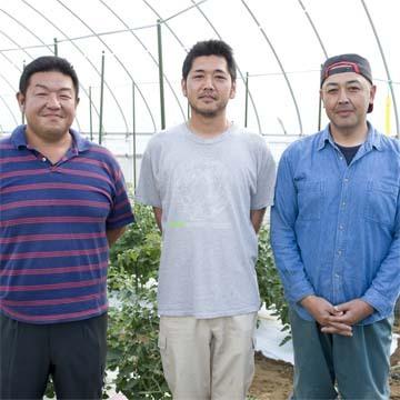 若き農業集団