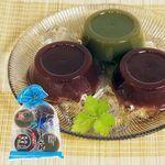 特価 水ようかんミックス(練り餡3個・抹茶2個・袋入) 65g×5個