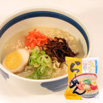 特価 とんこつらーめん(乾麺・スープ付) 103g×1袋