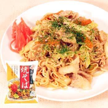 特売 ソース焼きそば(乾麺・ソース付) 114g×1袋