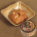 特売 青森の正直 豚肉 スタミナ源たれ味 100g×1缶
