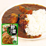 特価 専門店の野菜なカレー(中辛) 200g×1袋