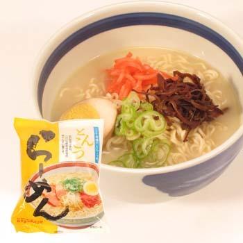 特売 とんこつらーめん(乾麺・スープ付) 103g×1袋