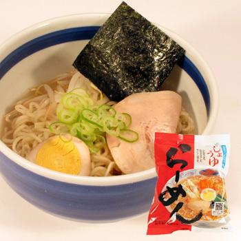 特売 しょうゆらーめん(乾麺・スープ付) 99g×1袋